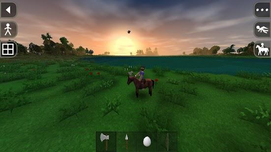 Survivalcraft screenshot