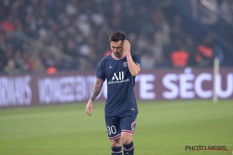 Lionel Messi forfait face à Metz après sa sortie polémique par Pochettino