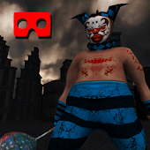 VR Killer Clown Horror Ride (Google Cardboard) Android APK Download Free By Romale Game Studio