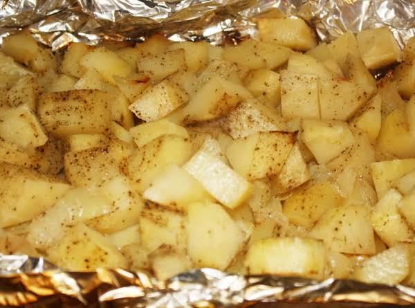 Cowboy Potatoes