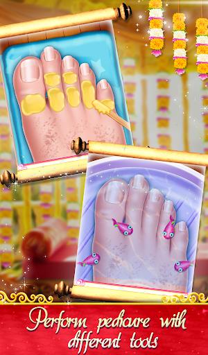 Indian Princess Mehndi Hand & Foot Beaut Spa Salon 1.0.3 screenshots 8