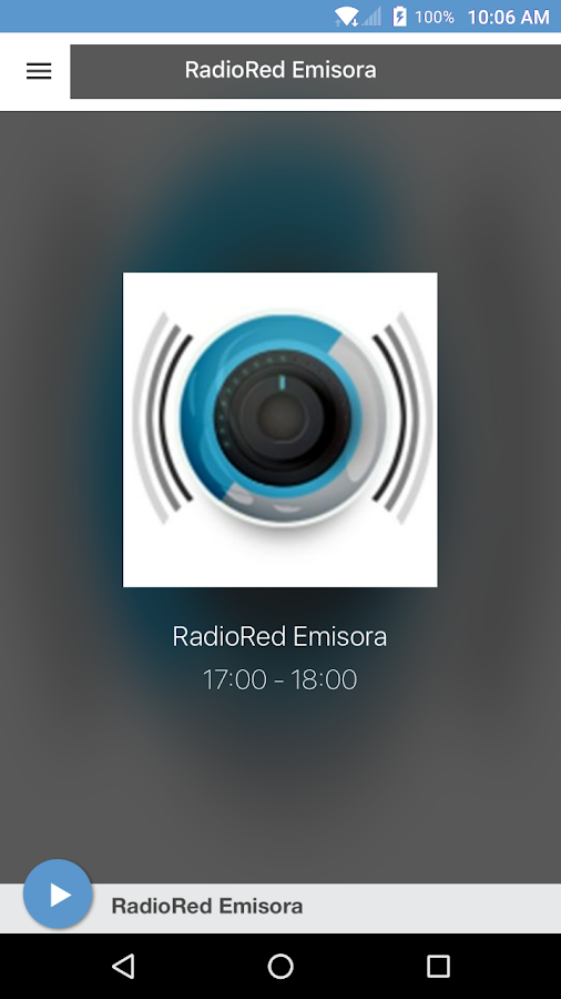 RadioRed Emisora- screenshot