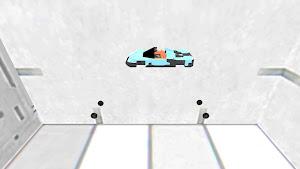 空飛ぶ車。