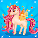 Unicorn Braided Hairdresser Spa Salon Artist for PC-Windows 7,8,10 and Mac
