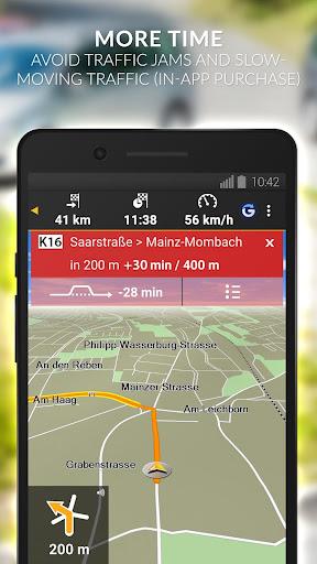 NAVIGON select Telekom Edition  screenshots 5