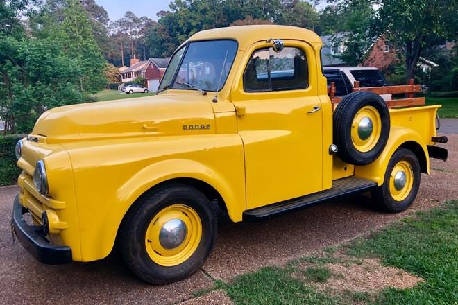 1953 Dodge B3 Hire GA