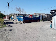 The courts have ruled that evicted families from Klein Akker, Kraaifontein, be moved to Kampies (above) in Philippi.