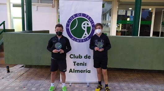 Manuel Cañadas y Paula Navarro, campeones provinciales