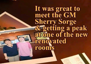 Photo: Sherry Sorge GM of Hampton Inn on the parkway in Pigeon Forge, TN