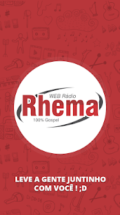 Rádio Rhema- screenshot thumbnail