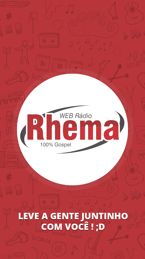 Rádio Rhema- screenshot
