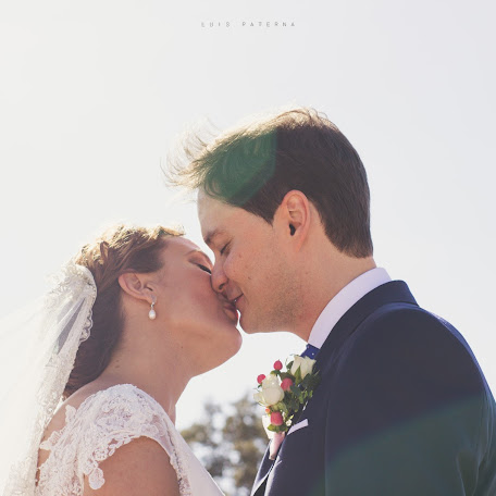 Wedding photographer Luis Paterna (luispaterna). Photo of 31.12.2017