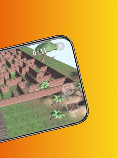 Maze game 3D - Maze Runner Labyrinth puzzle 10 Cheat screenshots 2