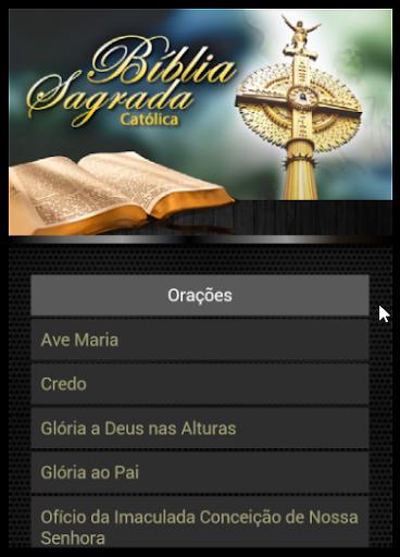 Bíblia Sagrada Católica Grátis for PC
