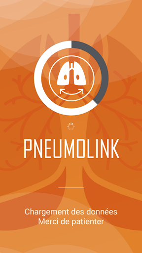 PneumoLink screenshot for Android