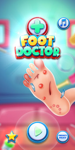 Foot Doctor - Podiatrist Games screenshots 1