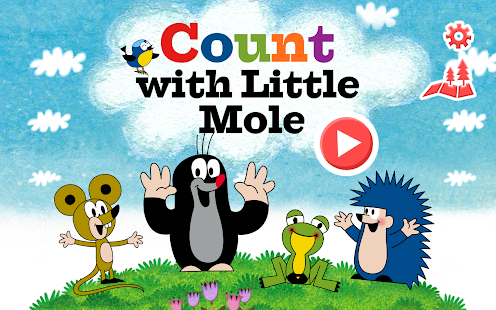 Count with Little Mole- screenshot thumbnail