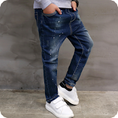 Jeans For Boy Kids