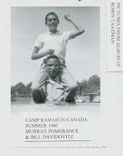 Photo: Fun in Ramah Canada 1960
