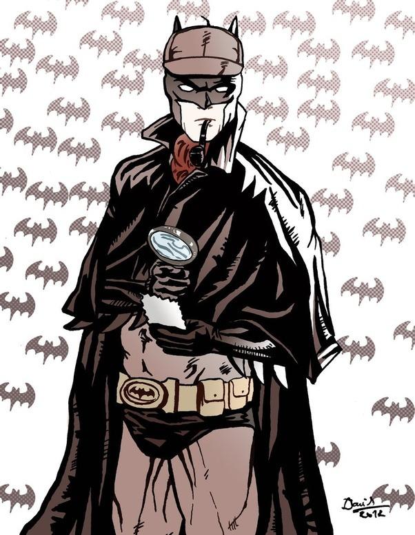 Image result for batman detective