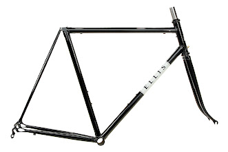 Photo: Kevin's frame: a classic, simple beauty