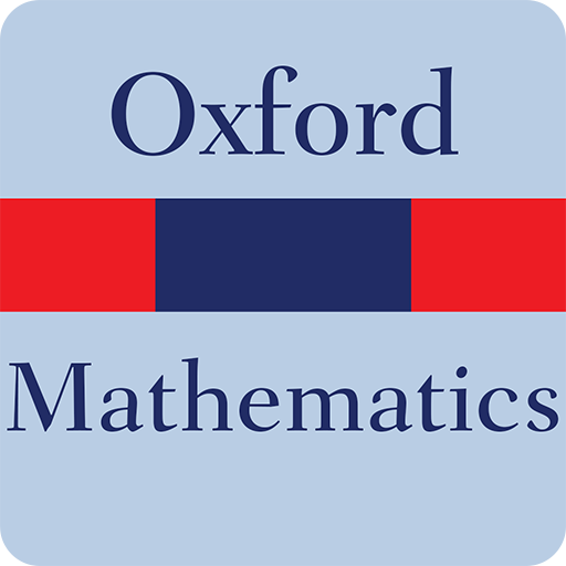 Oxford Mathematics Dictionary Icon