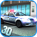 City Police Force Car Chase 3D icon