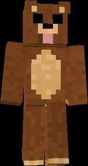 Pedo Bear Nova Skin