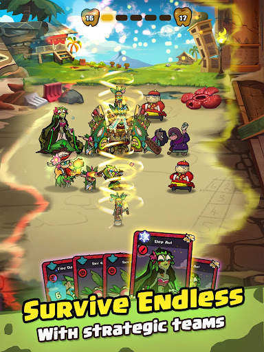 Zombie Friends Idle modavailable screenshots 9