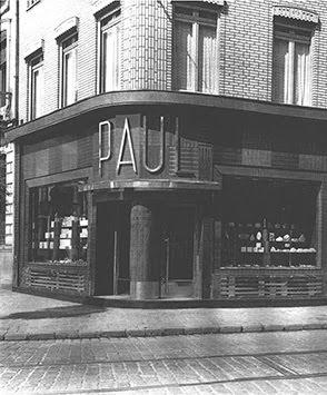 パン屋,PAUL HISTORY 1953 一号店,創業の地