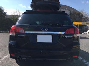 レガシィツーリングワゴン BR9 2.5GT Sパケのカスタム事例画像 いなばんばんさんの2019年12月04日14:35の投稿
