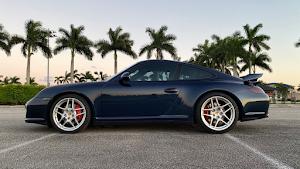 2010 Porsche 911 4S