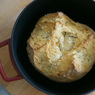 Garden Herb Dutch Oven Bread