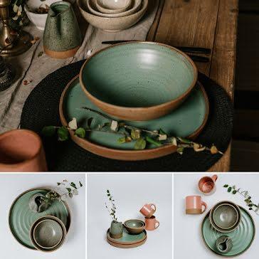 Ceramic Setting - Instagram Post Template