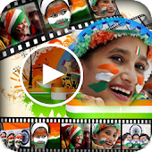 Independence Day & Republic Day Video Maker 2017