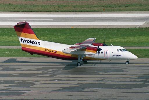 Austrian Says Goodbye to the Dash 8