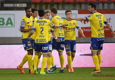 Francesco Forte komt van Inter de rangen van Waasland-Beveren vervoegen