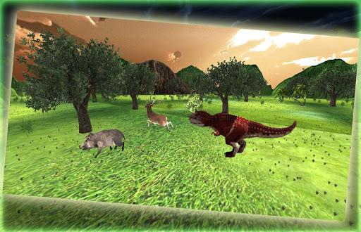 野獸恐龍模擬器