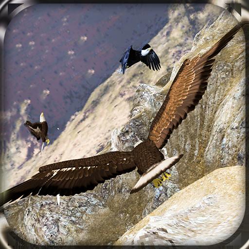 鷹鳥飛行模擬器 模擬 App LOGO-APP試玩