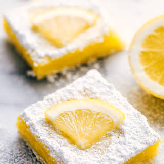Perfect Lemon Bars.