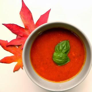 Hearty Tomato Basil Soup
