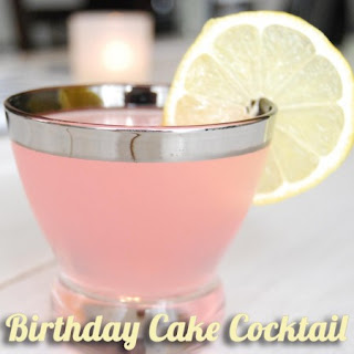 Birthday Cake Cocktail (a.k.a., the Kretchma)