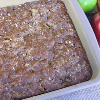 Healthy Harvest Fresh Apple Cake