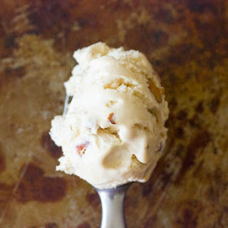 Salted Caramel & Roasted Almond Ice Cream