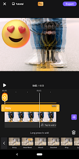 VivaCut - PRO Video Editor APP Screenshot