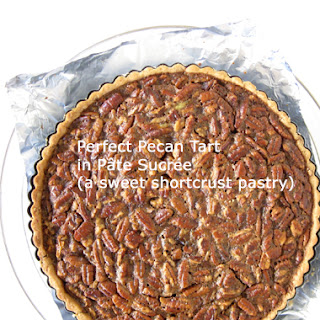 Pecan Tart - Without Corn Syrup