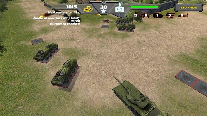 TD Global Strike-Tower Defence v1.1.2