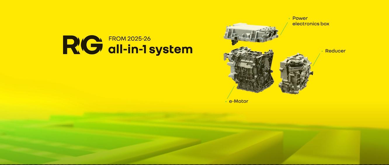Futur moteur tout en un Renault