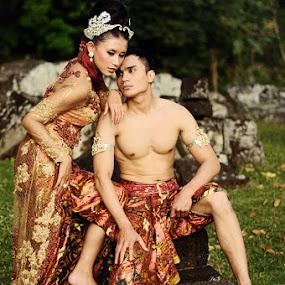 True Love by Yanuar Nurdiyanto - Wedding Bride & Groom ( prewedding, indonesia, nikon, photography )