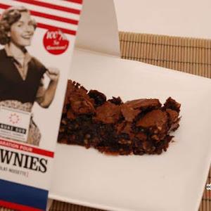 Quai Sud Brownies